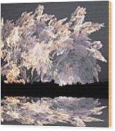 Pyroclastics Wood Print