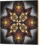 Quadrants 172067 Wood Print