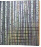 Quantum Edith Wood Print