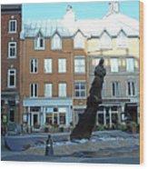 Quebec City 48 Wood Print