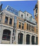 Quebec City 50 Wood Print