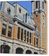 Quebec City 51 Wood Print