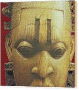 Queen Idhia Wood Print