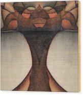 Queen Of Africa Wood Print