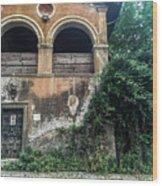 Queen Via Appia Wood Print