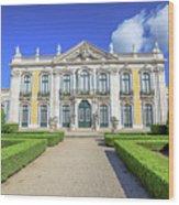 Queluz National Palace Wood Print