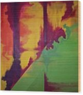 Querelle Wood Print