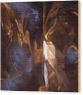 Quest Wood Print