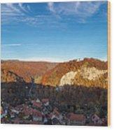 Questenberg, Suedharz Wood Print