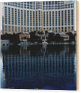 Quiet Bellagio Wood Print