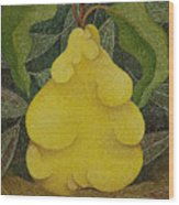 Quince  2008 Wood Print