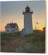 Race Point Lighthouse 2015 Wood Print