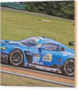 Race Vantage Wood Print