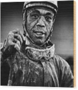 Racetrack Heroes 5 Wood Print