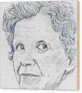 Rachel Carson Wood Print