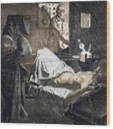 Radiologist, C1930 Wood Print