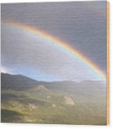 Rainbow - Id 16217-152042-2683 Wood Print