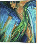 Raindancer Wood Print