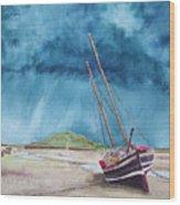 Rainmaker Wood Print