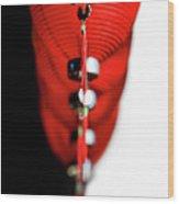 Raise The Red Lantern Wood Print