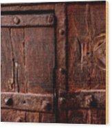 Rajasthan Door Wood Print