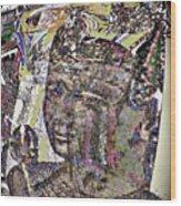 Rameses II Wood Print