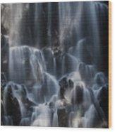 Ramona Falls 3 Wood Print
