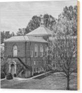 Randolph College Presser Hall Wood Print