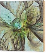Raniform Daydream  Id 16098-004020-83150 Wood Print
