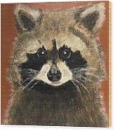 Rascal Wood Print