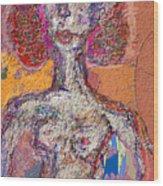 Rashida Wood Print