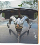Rat Rods - 1952 Dodge Wood Print