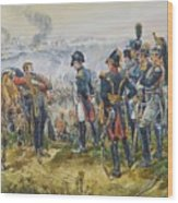 Ratisbon Incident Of The French Camp Wood Print