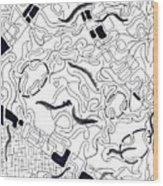 Ratna Wood Print
