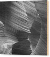 Rattlesnake Canyon 7803 Wood Print