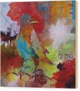 Raven Morgan 004 Wood Print