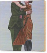 Ray And Isabel Wood Print