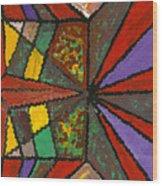 ray Wood Print