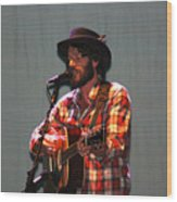 Ray Lamontagne-9039 Wood Print