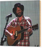 Ray Lamontagne-9040 Wood Print