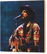 Ray Lamontagne-9053 Wood Print