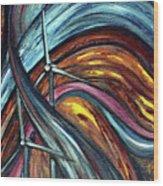 Ray Of Hope 2 Wood Print
