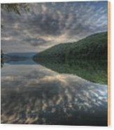 Raystown Reflections Wood Print