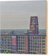 Rca Victor - Camden New Jersey Wood Print