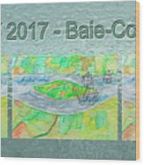 Rdv 2017 Baie-comeau Mug Shot Wood Print