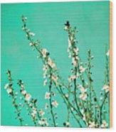 Reach - Botanical Wall Art Wood Print