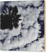 Reach For The Sky Wood Print