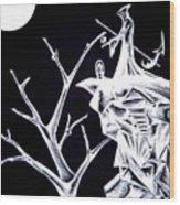Reap Wood Print