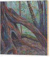 Red Cedar Wood Print