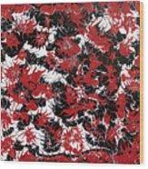 Red Devil U - V1cbs36 Wood Print